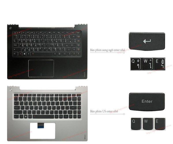 Bàn Phím laptop Lenovo U430P