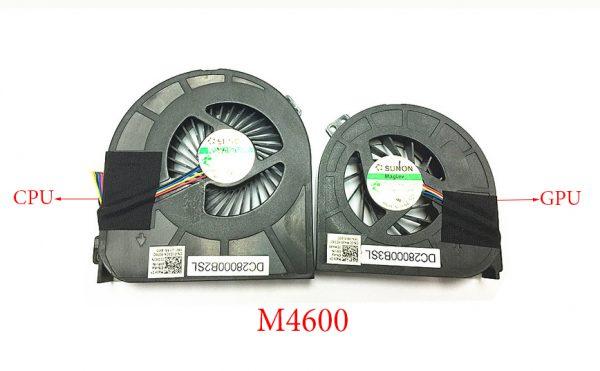 Quat tan nhiet laptop Dell M4600