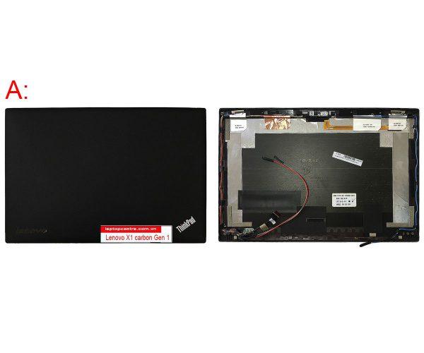 Thay vỏ mói laptop Lenovo Thinkpad X1 carbon Gen 1 năm 2012