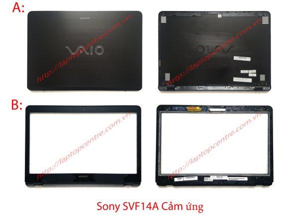 Thay vo laptop Sony SVF14A Vaio