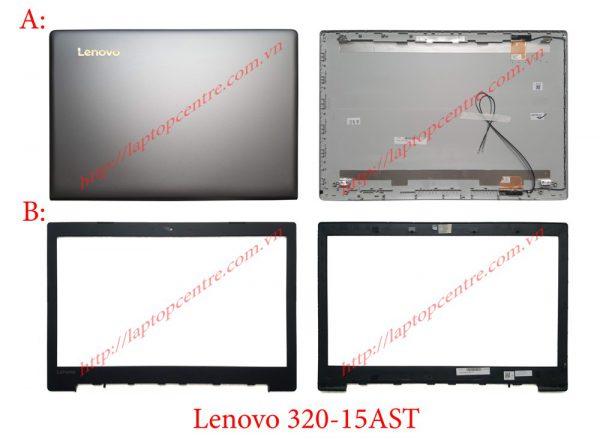 Thay vỏ laptop Lenovo Ideapad 320-15AST