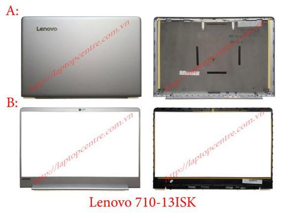 Thay vỏ laptop Lenovo Ideapad 710S-13ISK ABCD