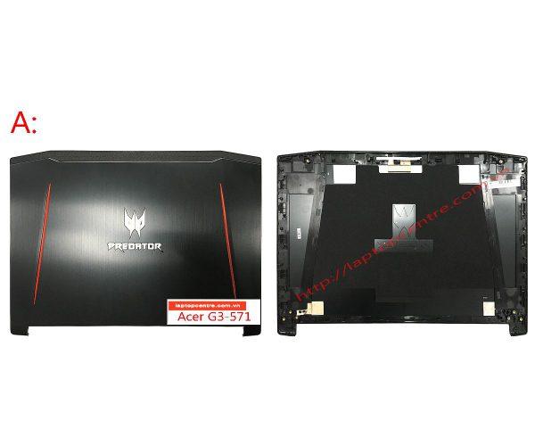 Thay vo laptop Acer Predator G3-571