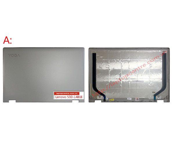 Thay vo laptop Lenovo Yoga 530-14IKB - Flex 6