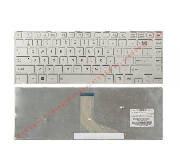 Ban phim laptop Toshiba C40A