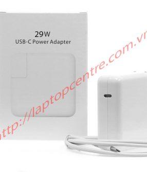 Sạc macbook A1534 Ipad Pro Iphone X USB-C 29W