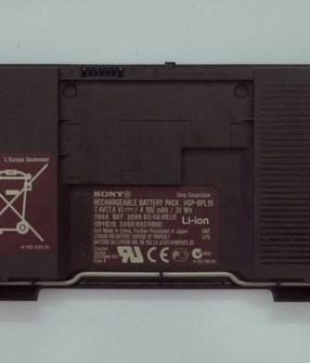 Pin Laptop Sony VPC-X