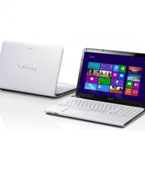 Thay vo moi laptop Sony vaio SVF152 SVF153 chinh hang