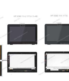 Màn cảm ứng laptop HP X360 11K 11N 11U 11T-K 11T-U 11K 11U 11-N 11-AB