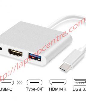 Cổng chuyển USB C sang cổng HDMI 4k USB 3.1 Micro USB 3.0